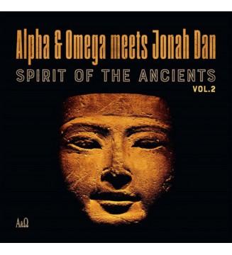 ALPHA & OMEGA MEETS JONAH DAN - SPIRIT OF THE ANCIENTS VOLUME 2 rsd 2021 mesvinyles.fr