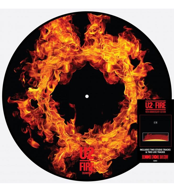 U2 -Fire rsd 2021 mesvinyles.fr