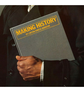 Linton Kwesi Johnson - Making History (LP, Album, Ltd, RE, RM, Yel) mesvinyles.fr