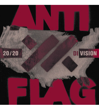 Anti-Flag- 20/20 Divisionrsd 2021 mesvinyles.fr