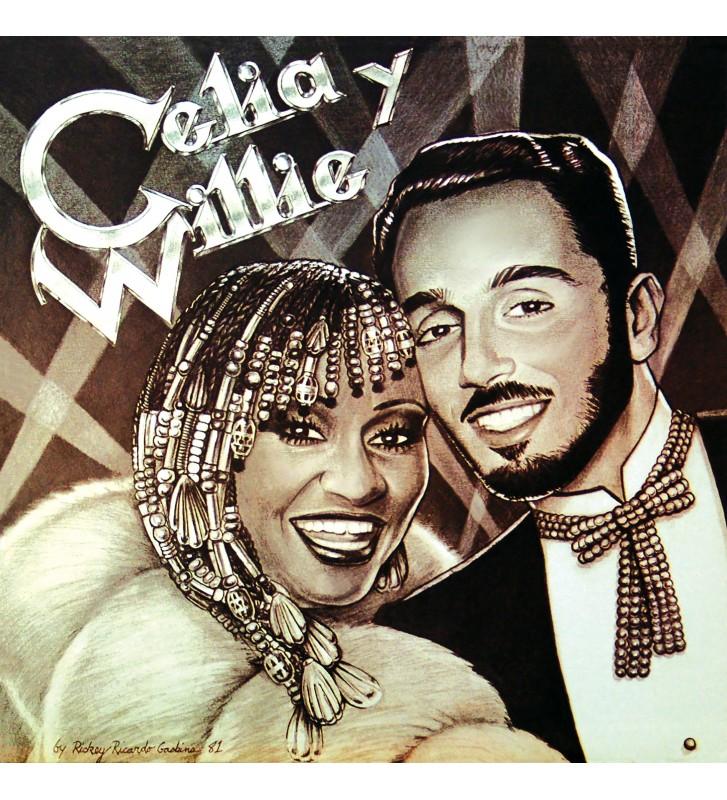Willie Colón & Celia Cruz -Celia y Willie rsd 2021 mesvinyles.fr