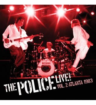 Police (The) -Live Vol.2 rsd 2021 mesvinyles.fr