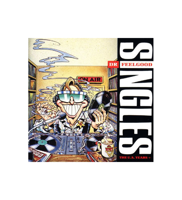 Dr. Feelgood – Singles The U.A. Years+ mesvinyles.fr