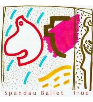 "Spandau Ballet - True (12"", RE) mesvinyles.fr"