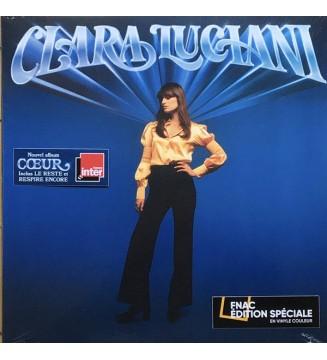 Clara Luciani - Cœur (LP, Album, S/Edition, Blu) mesvinyles.fr