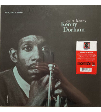 Kenny Dorham - Quiet Kenny (LP, Album, Mono, Ltd, RE, 180) mesvinyles.fr
