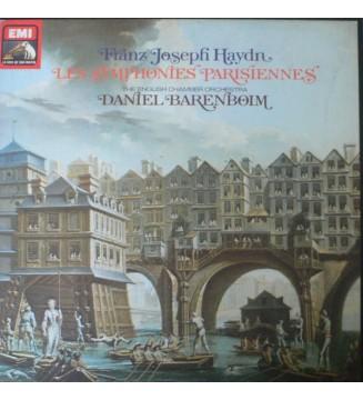 Franz Joseph Haydn* / The English Chamber Orchestra*, Daniel Barenboim - Les Symphonies Parisiennes (3xLP + Box) mesvinyles.fr