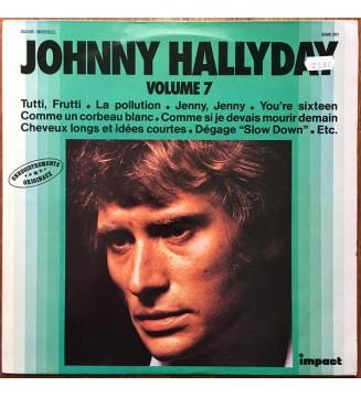 Johnny Hallyday - Volume 7 (LP, Comp) mesvinyles.fr