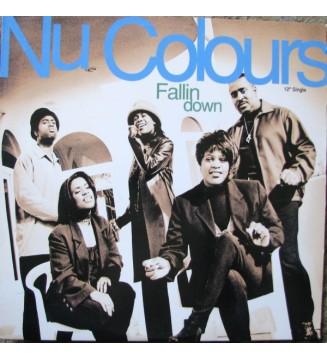"Nu Colours - Fallin Down (12"", Maxi) mesvinyles.fr"