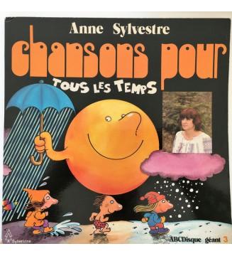 Anne Sylvestre - Chansons Pour Tous Les Temps (LP, Gat) mesvinyles.fr