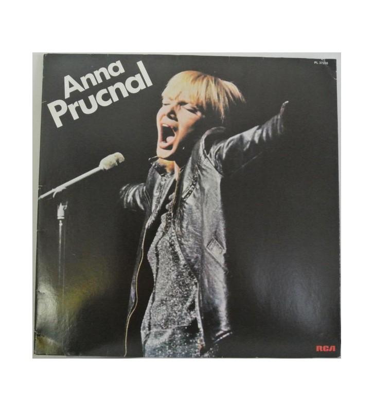 Anna Prucnal - Anna Prucnal (LP, Album, Gat) mesvinyles.fr
