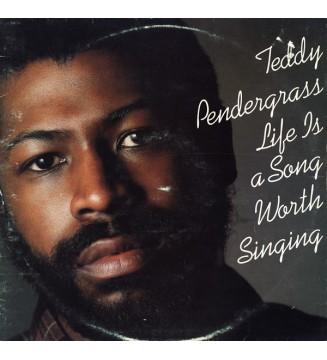 Teddy Pendergrass - Life Is A Song Worth Singing (LP, Album) mesvinyles.fr