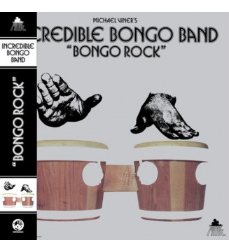 Michael Viner's Incredible Bongo Band* - Bongo Rock (LP, Album, Ltd, S/Edition, Sil) mesvinyles.fr