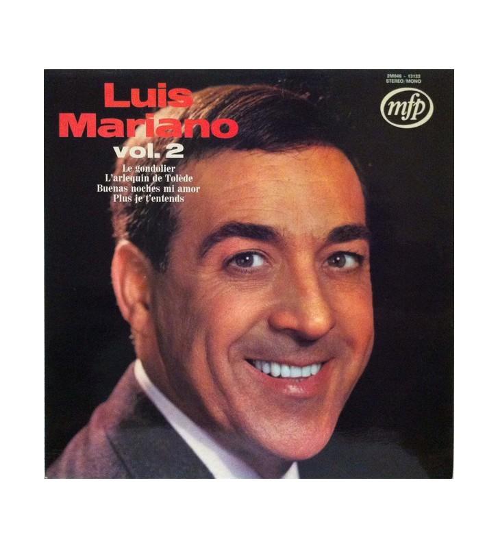 Luis Mariano - Luis Mariano Vol. 2 (LP, Comp) mesvinyles.fr