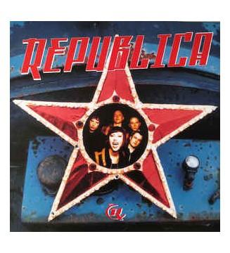 Republica - Republica (LP, Album, Ltd, Num, RE, Red) mesvinyles.fr