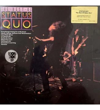 Status Quo - The Rest Of Status Quo (LP, Comp, Ltd, Num, RE, Pur) mesvinyles.fr