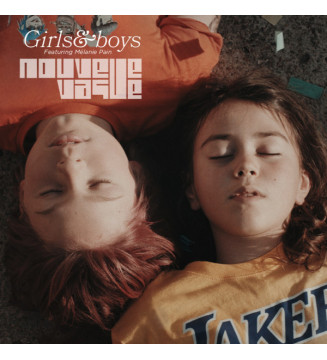 "Nouvelle Vague - Girls & Boys (7"", Ltd) new mesvinyles.fr"