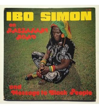 Ibo Simon - On Rastafari Road (LP) mesvinyles.fr