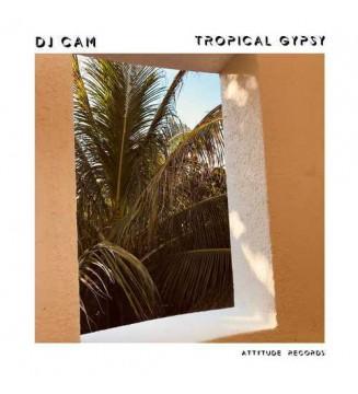 DJ Cam - Tropical Gypsy (LP, Album, Ora) new mesvinyles.fr
