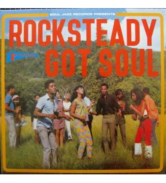 Various - Rocksteady Got Soul (2xLP, Comp) mesvinyles.fr