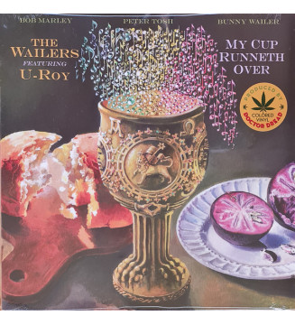 The Wailers Featuring U-Roy - My Cup Runneth Over (LP, Album, RE) new mesvinyles.fr