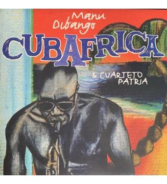 Manu Dibango, El Cuarteto Patria - CubAfrica (LP, Album, Ltd, Yel) new mesvinyles.fr