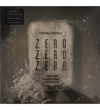 Mogwai - ZeroZeroZero (A Mogwai Soundtrack) (2xLP, Album, Ltd, Whi) new mesvinyles.fr