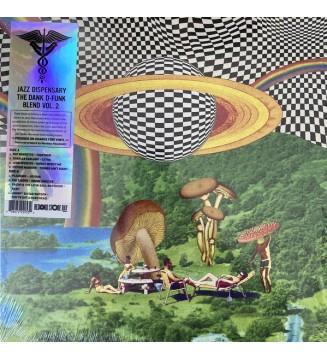 Various - Jazz Dispensary: The Dank D-Funk Blend Vol. 2 (LP, Comp, Ltd, Ora) mesvinyles.fr