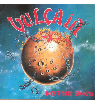 Vulcain - Rock'n'Roll Secours (LP, Album) mesvinyles.fr