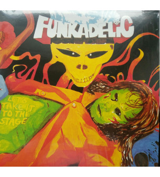 Funkadelic - Let's Take It To The Stage (LP, Album, RE, Gat) mesvinyles.fr
