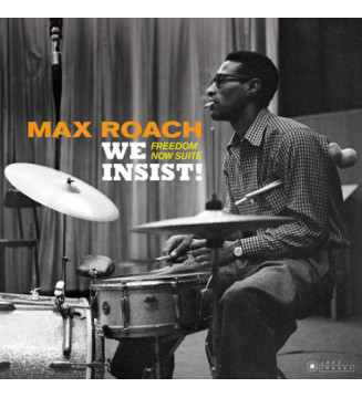 Max Roach - We Insist! Freedom Now Suite (LP, Album, Ltd, RE, 180) mesvinyles.fr
