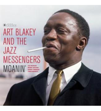 Art Blakey And The Jazz Messengers* - Moanin' (LP, Album, Dlx, Ltd, RE, 180) mesvinyles.fr