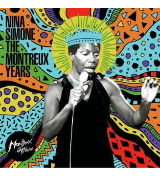 Nina Simone - The Montreux Years (LP, Comp) mesvinyles.fr