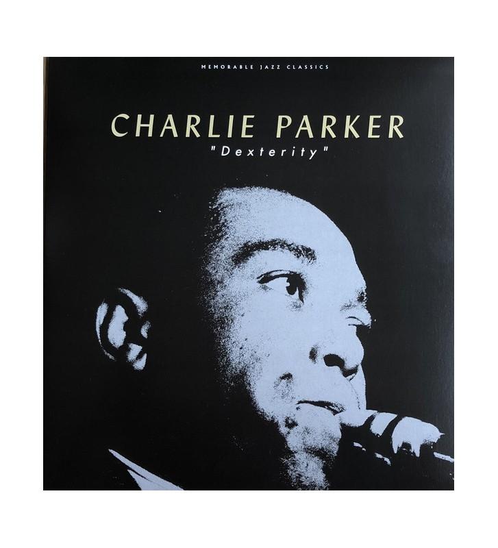 Charlie Parker - Dexterity (LP, Comp) mesvinyles.fr