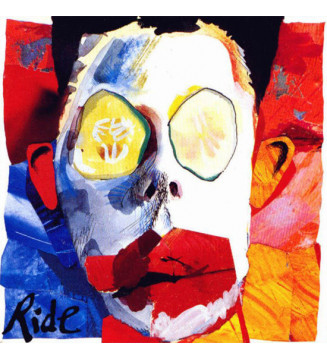 "Ride - Going Blank Again (2x12"", Album, RE) mesvinyles.fr"