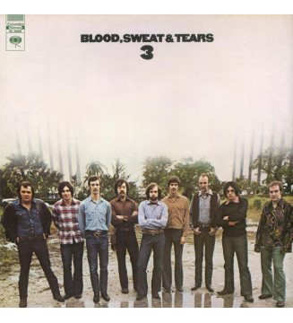 Blood Sweat & Tears* - Blood Sweat & Tears 3 (LP, Album, RE) mesvinyles.fr