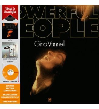 Gino Vannelli - Powerful People (LP, Album, Ora) mesvinyles.fr
