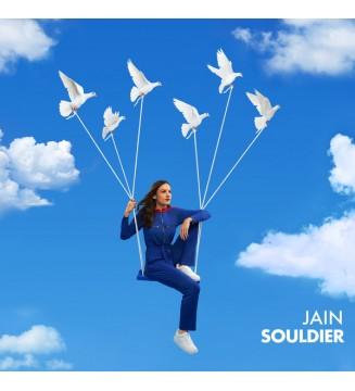"Jain (3) - Souldier (12"", Blu + 12"", Red + Album, Ltd) mesvinyles.fr"