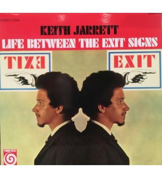Keith Jarrett - Life Between The Exit Signs (LP, Album, RE, 180) mesvinyles.fr