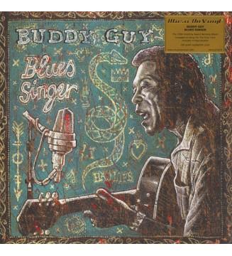 Buddy Guy - Blues Singer (2xLP, Album, RE, 180) mesvinyles.fr
