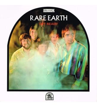 Rare Earth - Get Ready (LP, Album, RE, 180) mesvinyles.fr