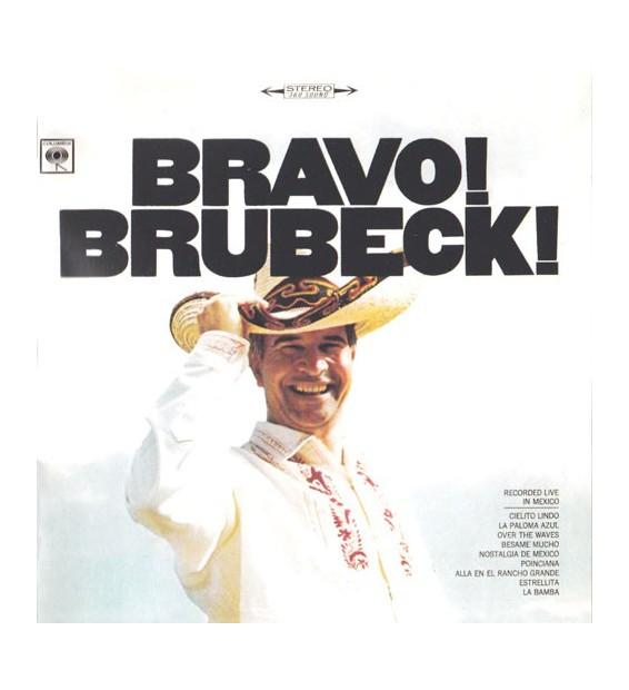The Dave Brubeck Quartet - Bravo! Brubeck! (LP, Album)