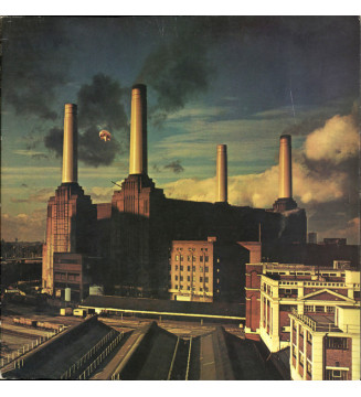 Pink Floyd - Animals (LP, Album, Gat) mesvinyles.fr