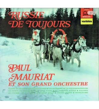 Le Grand Orchestre De Paul Mauriat - Russie De Toujours (LP, Album, RE) mesvinyles.fr
