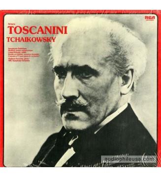 Pyotr Ilyich Tchaikovsky, Arturo Toscanini, Vladimir Horowitz, NBC Symphony Orchestra - Tchaikowsky (3xLP, Comp) mesvinyles.fr