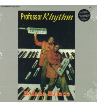 Professor Rhythm - Bafana Bafana (LP, Album, RE) mesvinyles.fr