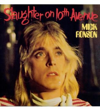 Mick Ronson - Slaughter On 10th Avenue (LP, Album, RE) mesvinyles.fr