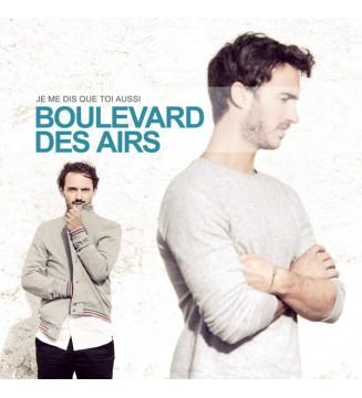 Boulevard Des Airs - Je Me Dis Que Toi Aussi (LP, Album, Ltd, Col) mesvinyles.fr