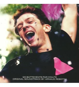 Arnaud Rebotini - 120 Battements Par Minute - Original Soundtrack (LP, Album + CD, Album) mesvinyles.fr
