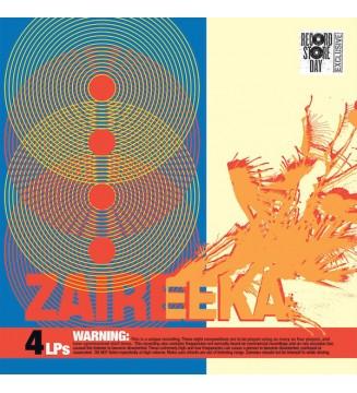 Flaming Lips* - Zaireeka (LP, Blu + LP, Red + LP, Ora + LP, Lim + Box, Album) mesvinyles.fr
